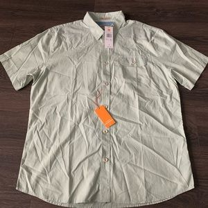 Quiksilver Men's Waterman Collection Button Up XL